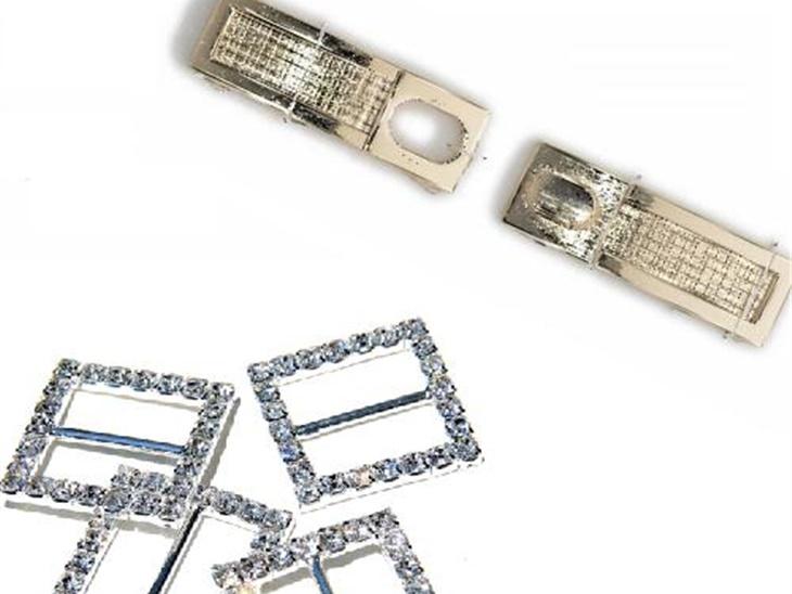 Products | Jewelry Metal Rhinestones Buckles