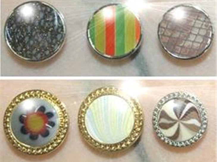 Products | Polyestere Combination Buttons