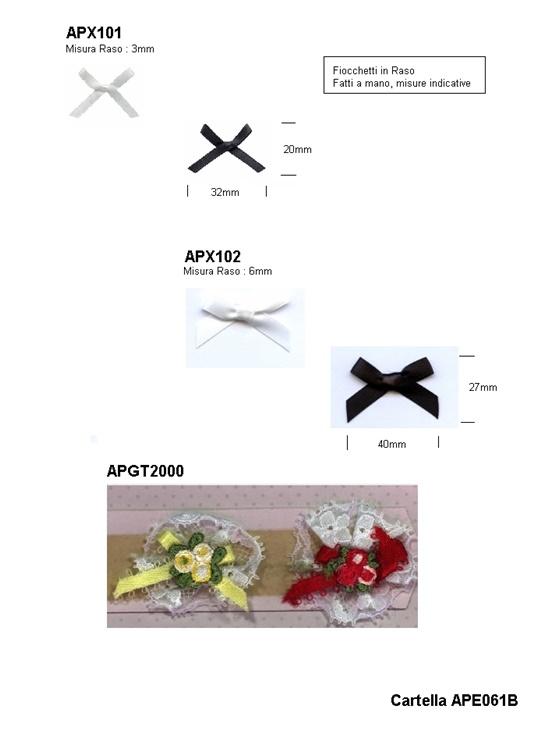 Prodotti | APE061B