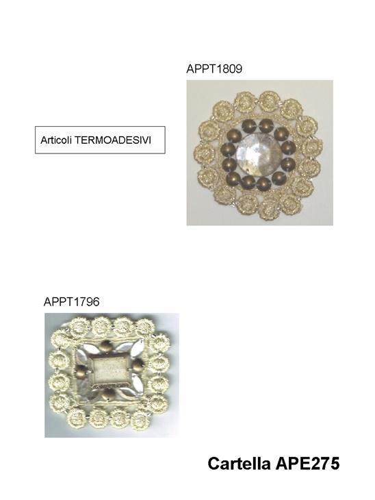 Prodotti | APE275