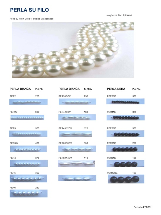 Prodotti | PER001