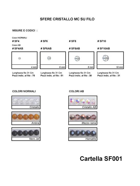 Prodotti | SF001