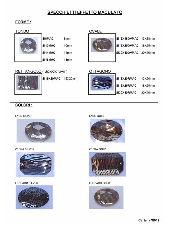 Prodotti | SI012