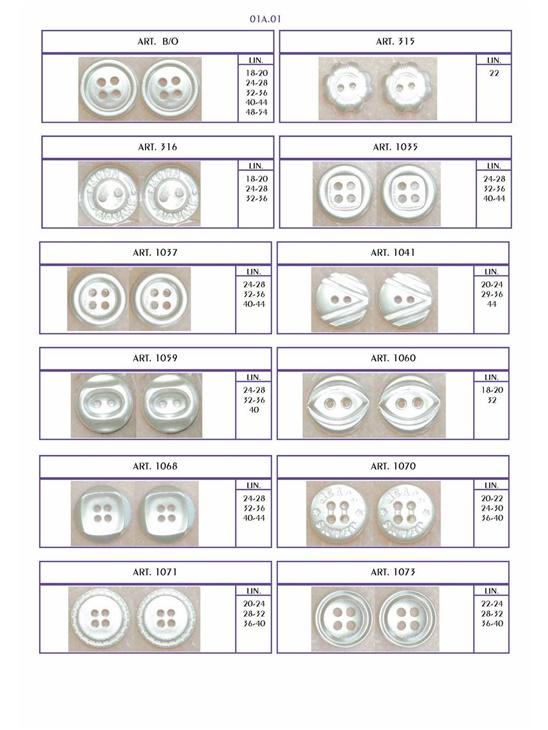 Prodotti | Catalogo Fori PERLA 092008_Pagina_1