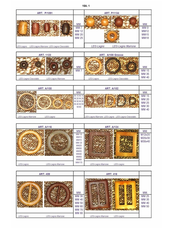Products | Catalogo Eff LEGNO_Pagina_1