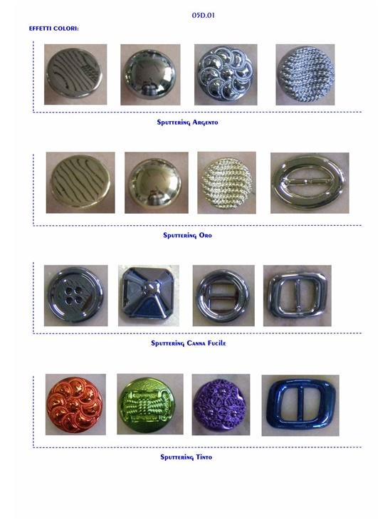 Prodotti | Catalogo SPUTTERING_Pagina_1