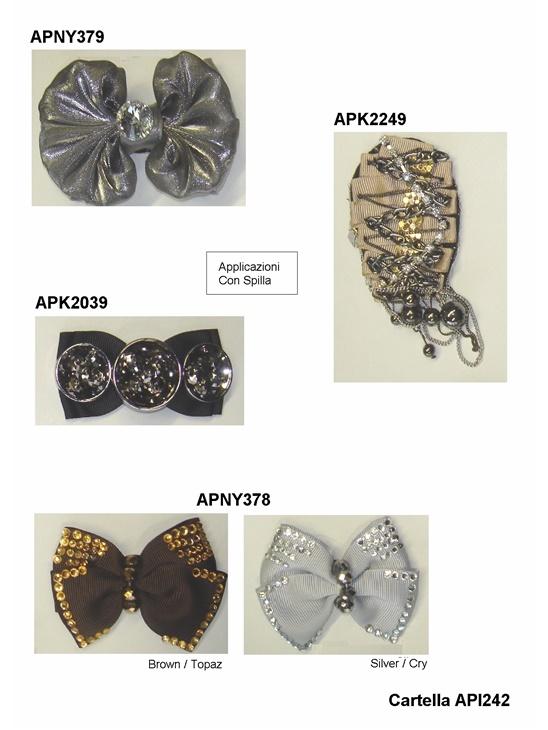 Prodotti | API242