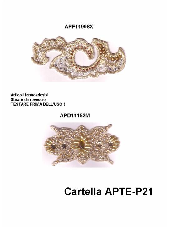 Prodotti | APTE-P21