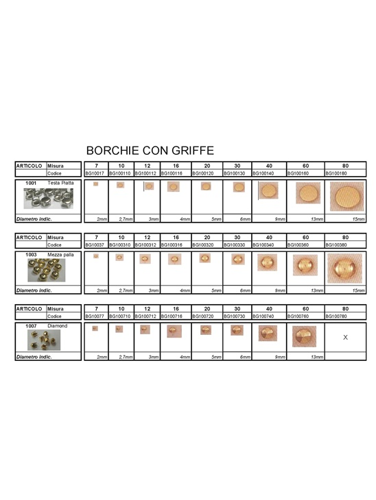Prodotti | BG001
